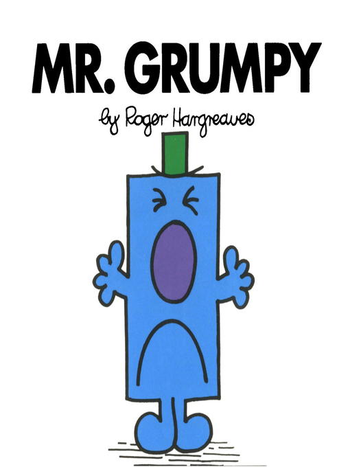 Title details for Mr. Grumpy by Roger Hargreaves - Available