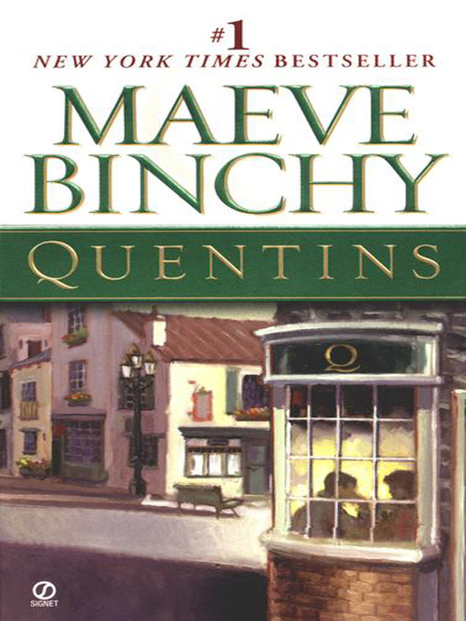 Title details for Quentins by Maeve Binchy - Available