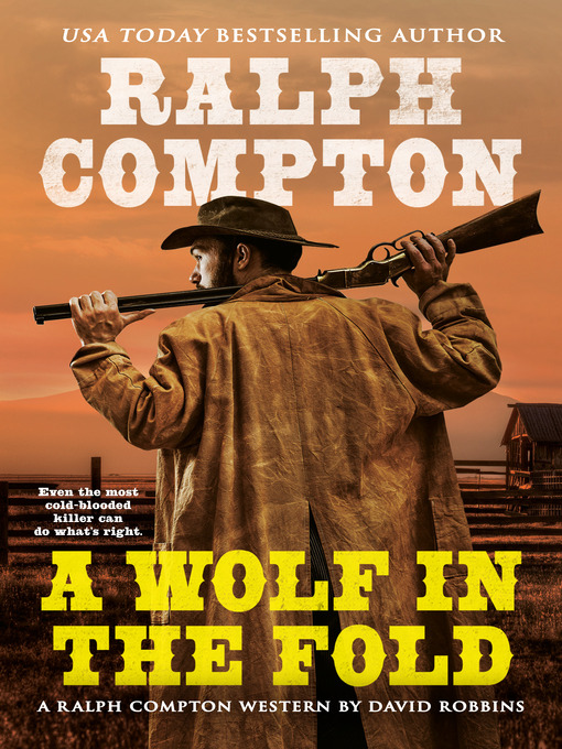 Title details for A Wolf in the Fold by Ralph Compton - Available