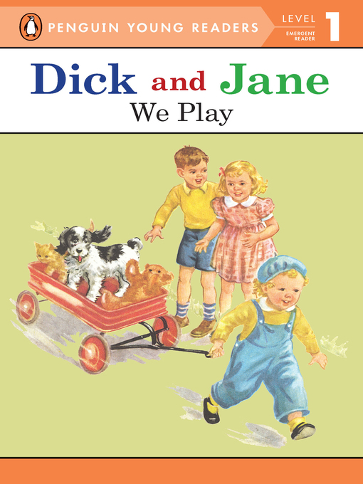 Cover of Dick and Jane--We Play