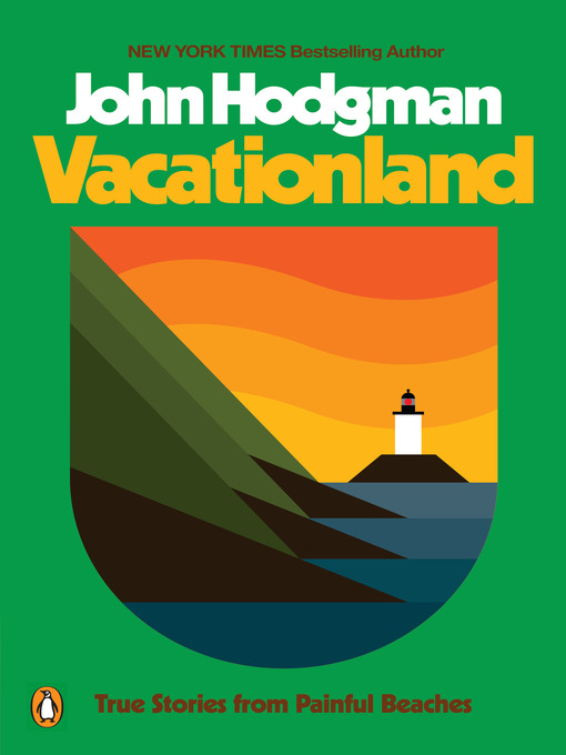 Title details for Vacationland by John Hodgman - Available