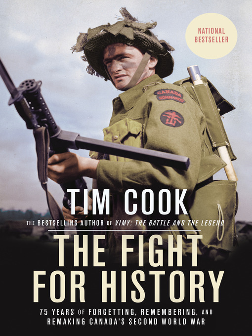 Title details for The Fight for History by Tim Cook - Wait list