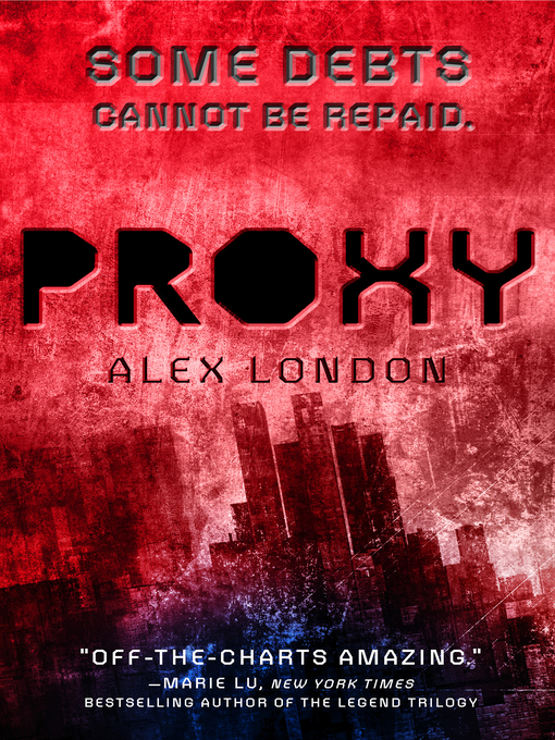 Proxy Proxy Series, Book 1