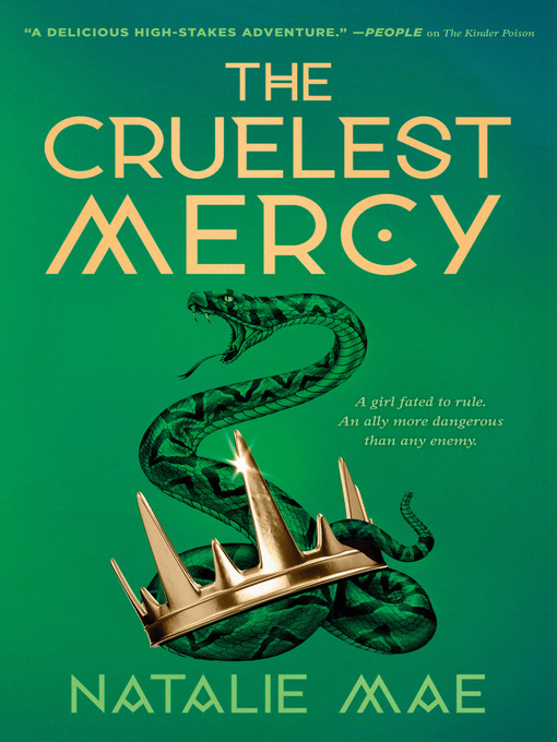 Title details for The Cruelest Mercy by Natalie Mae - Wait list