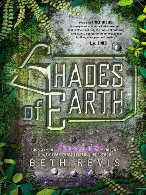 Title details for Shades of Earth by Beth Revis - Wait list