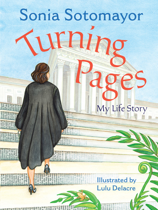 Title details for Turning Pages by Sonia Sotomayor - Available