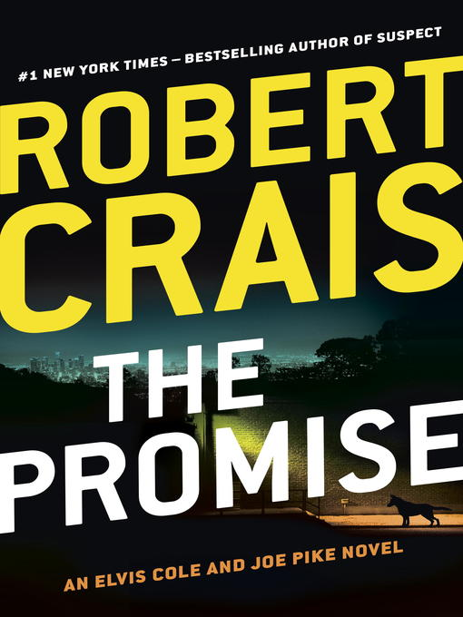 Title details for The Promise by Robert Crais - Wait list