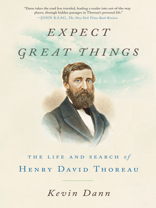 Title details for Expect Great Things by Kevin Dann - Available