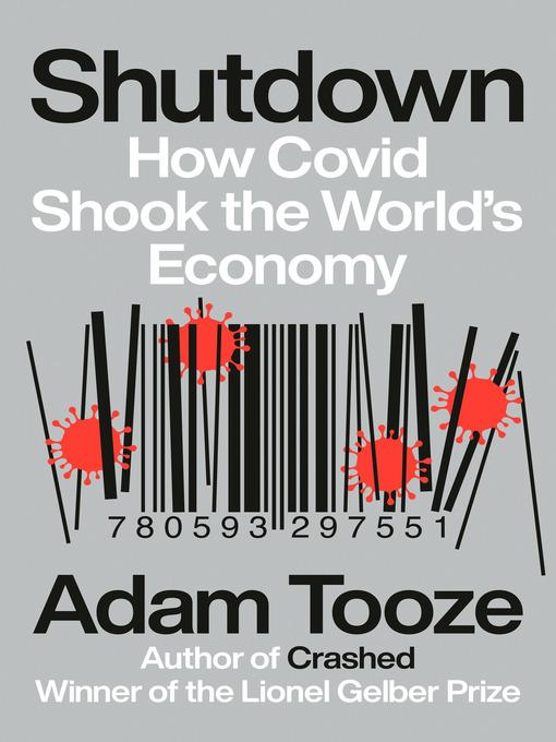Title details for Shutdown by Adam Tooze - Wait list