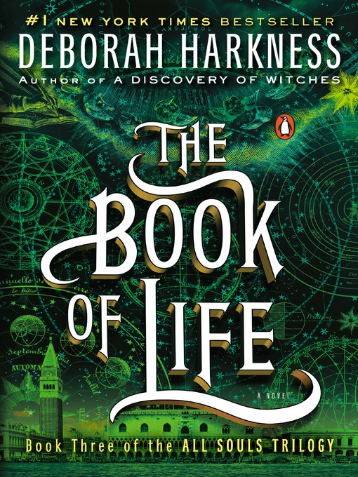 Title details for The Book of Life by Deborah Harkness - Wait list