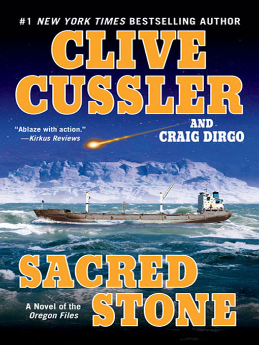 Title details for Sacred Stone by Clive Cussler - Wait list