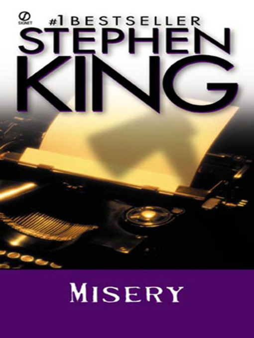 Title details for Misery by Stephen King - Wait list