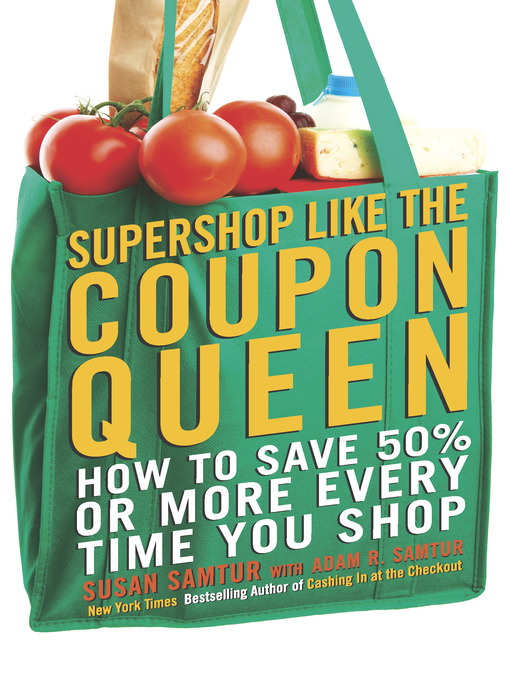 Title details for Supershop like the Coupon Queen by Susan Samtur - Wait list