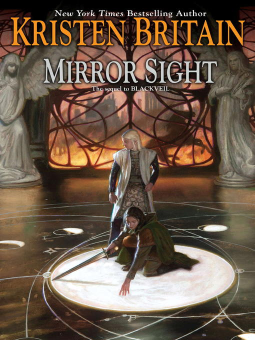 Title details for Mirror Sight by Kristen Britain - Wait list