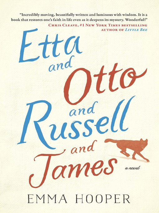 Title details for Etta and Otto and Russell and James by Emma Hooper - Available