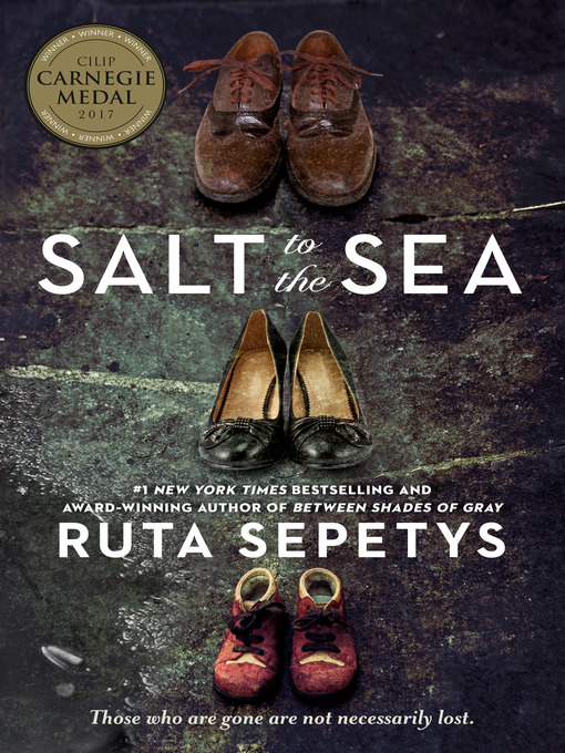 Cover of Salt to the Sea
