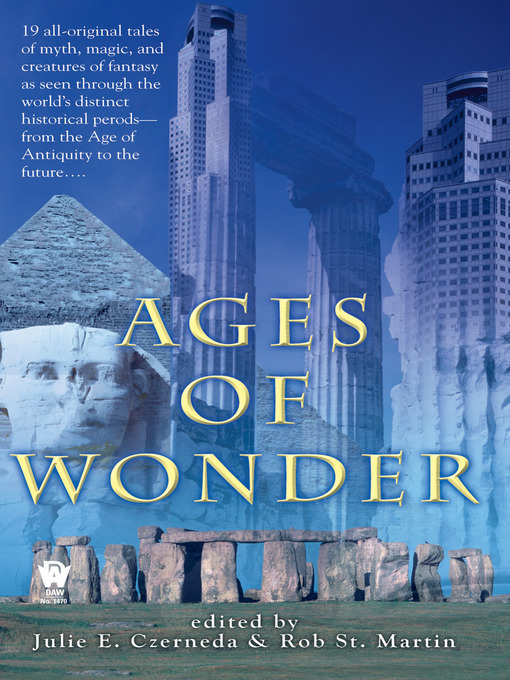 Cover of Ages of Wonder