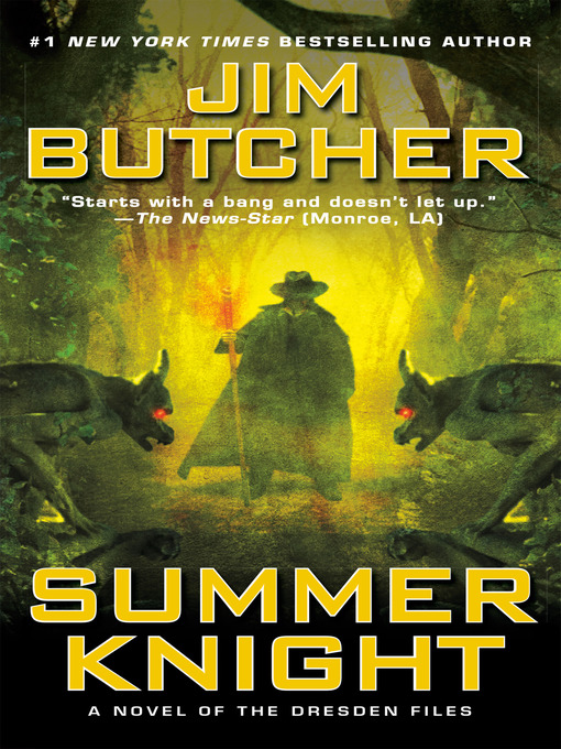 Title details for Summer Knight by Jim Butcher - Available