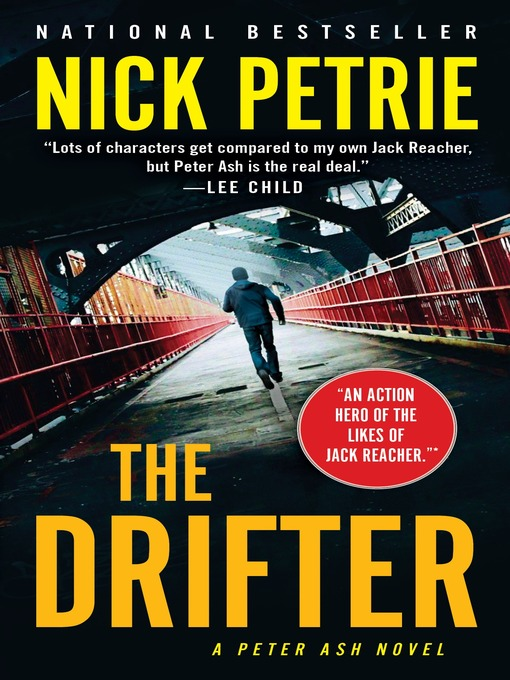 Title details for The Drifter by Nick Petrie - Wait list