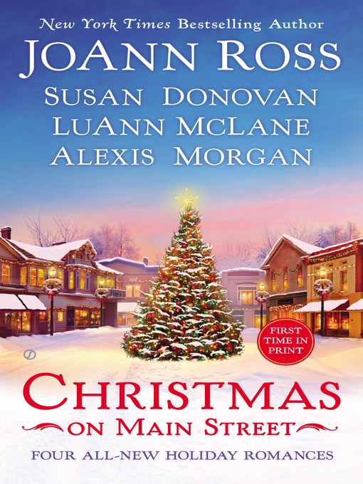 Title details for Christmas on Main Street by Joann Ross - Wait list