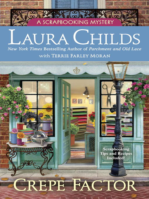 Title details for Crepe Factor by Laura Childs - Available
