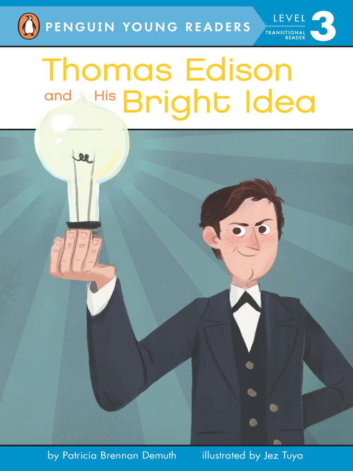 Cover of Thomas Edison and His Bright Idea