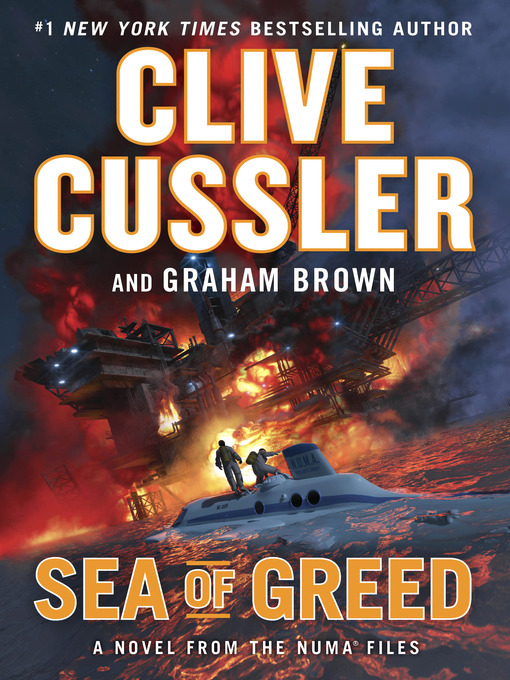 Title details for Sea of Greed by Clive Cussler - Wait list