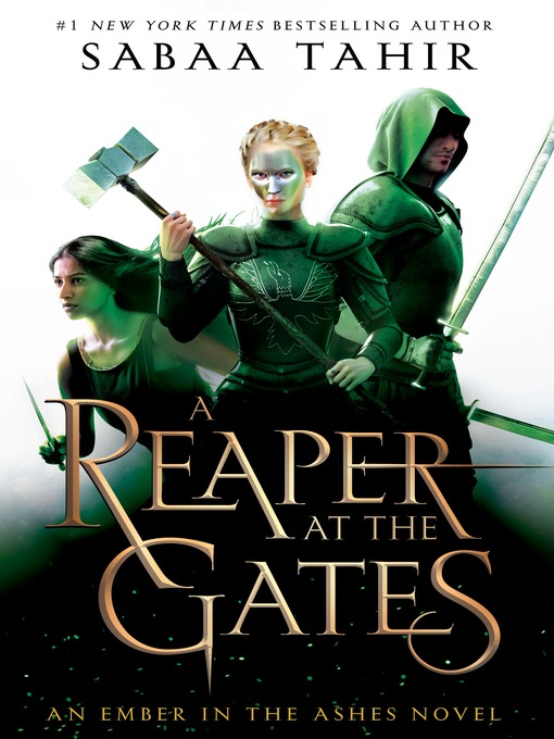 Cover of A Reaper at the Gates