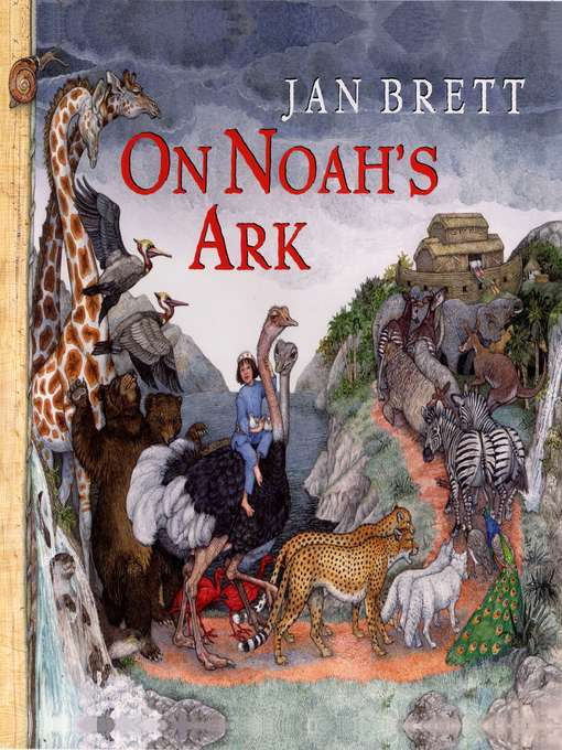Title details for On Noah's Ark by Jan Brett - Available
