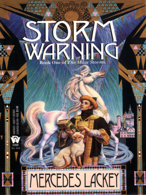 Title details for Storm Warning by Mercedes Lackey - Available
