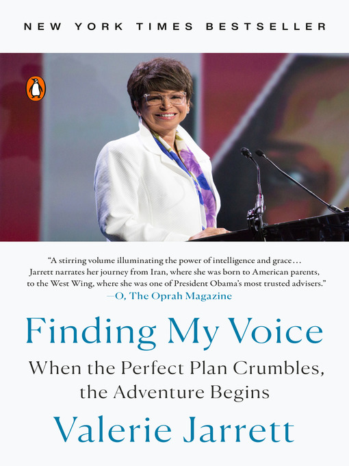 Title details for Finding My Voice by Valerie Jarrett - Available