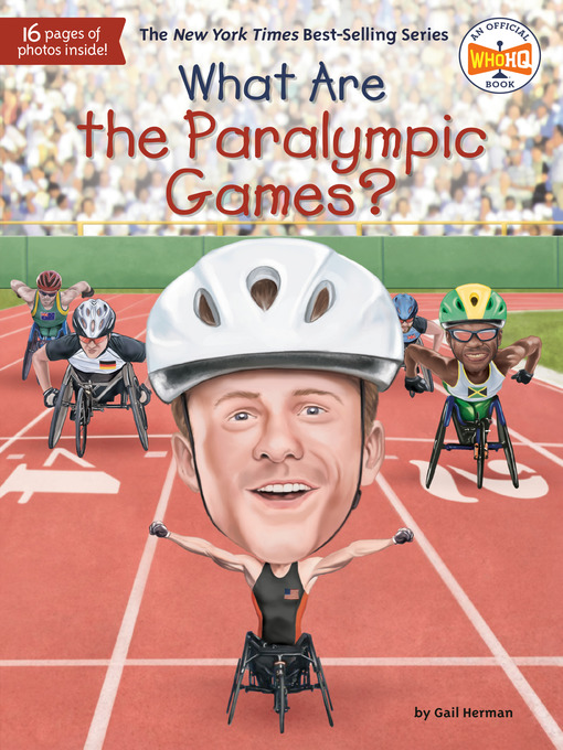 Image: What Are the Paralympic Games?