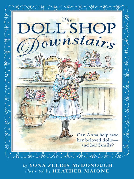 Title details for The Doll Shop Downstairs by Yona Zeldis McDonough - Available