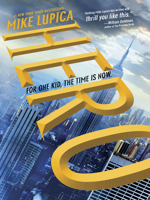 Title details for Hero by Mike Lupica - Available