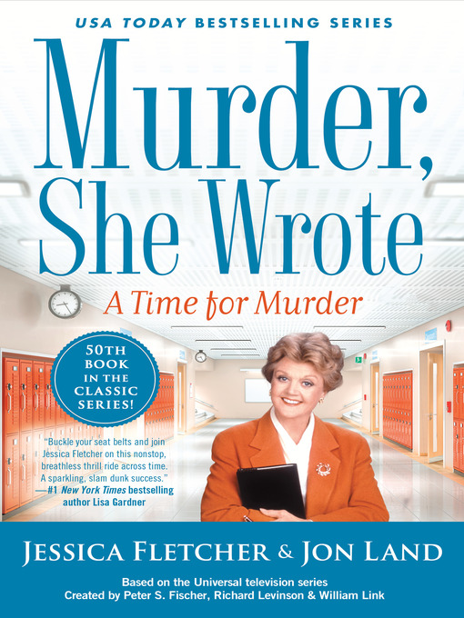 Cover image for Murder, She Wrote--A Time for Murder