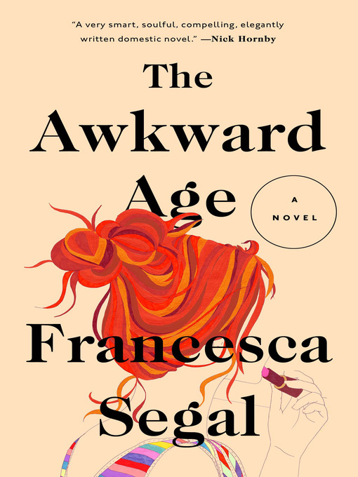 Cover of The Awkward Age