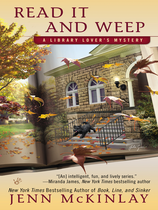 Title details for Read It and Weep by Jenn McKinlay - Available
