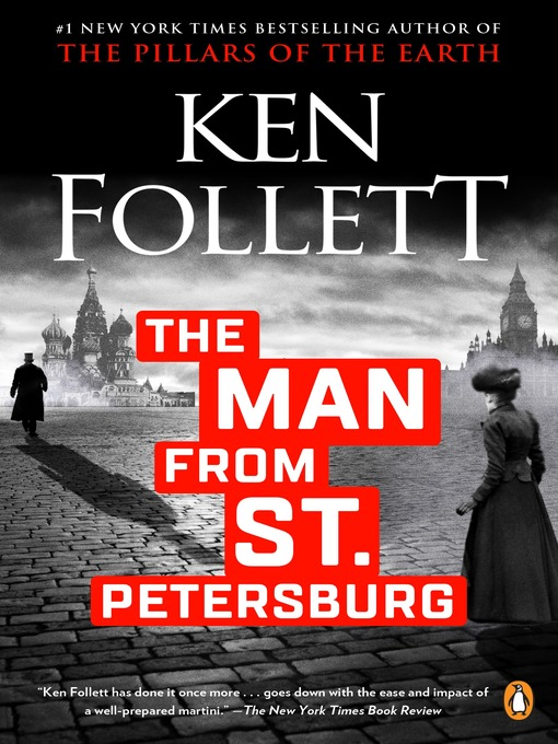 Title details for The Man From St. Petersburg by Ken Follett - Available