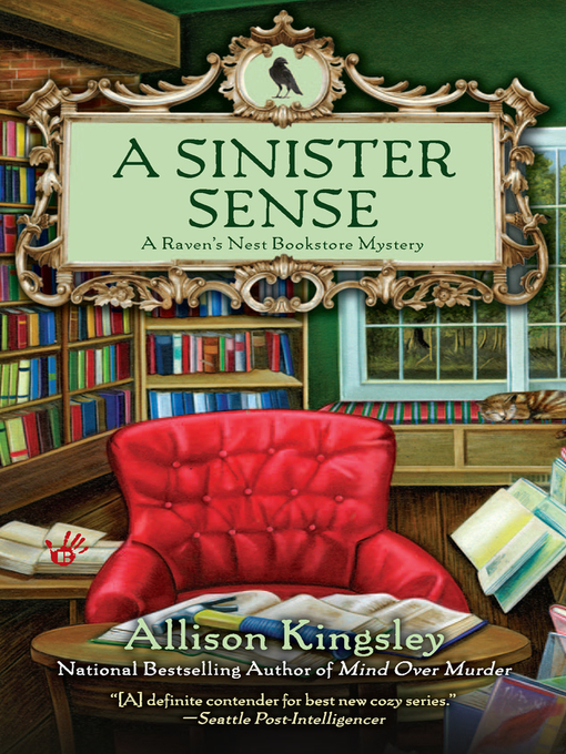 Title details for A Sinister Sense by Allison Kingsley - Wait list