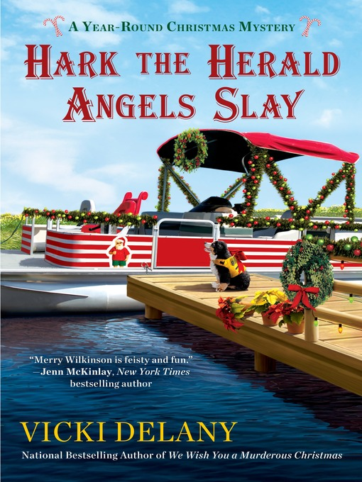 Title details for Hark the Herald Angels Slay by Vicki Delany - Available