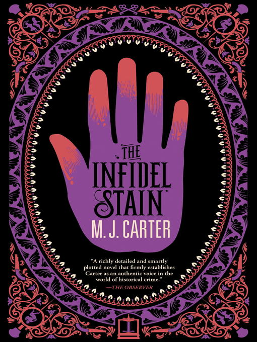 Title details for The Infidel Stain by M.J. Carter - Wait list