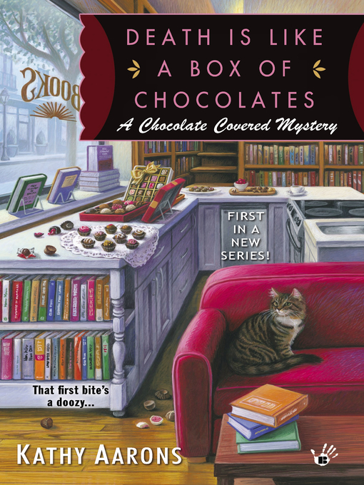 Title details for Death Is Like a Box of Chocolates by Kathy Aarons - Wait list