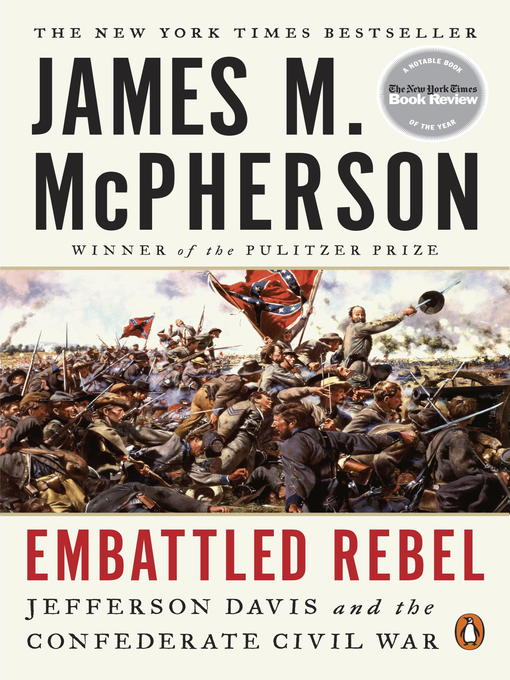 Cover of Embattled Rebel
