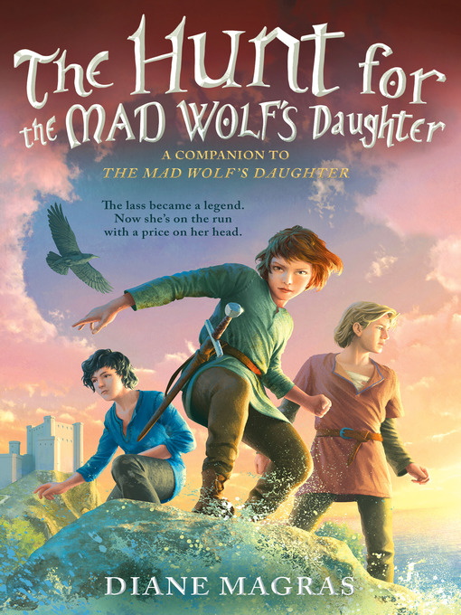 Cover of The Hunt for the Mad Wolf's Daughter