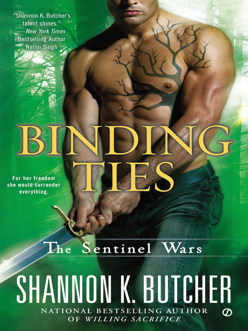 Title details for Binding Ties by Shannon K. Butcher - Available