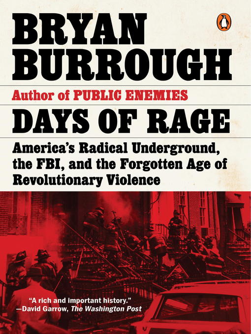 Title details for Days of Rage by Bryan Burrough - Available