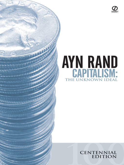 Title details for Capitalism by Ayn Rand - Available