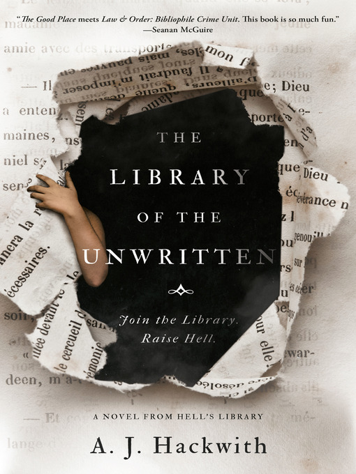 Title details for The Library of the Unwritten by A. J. Hackwith - Available