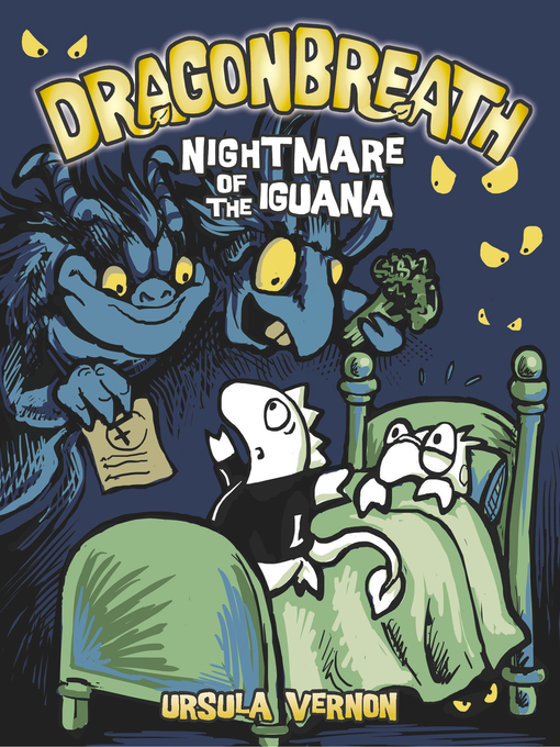 Title details for Nightmare of the Iguana by Ursula Vernon - Available