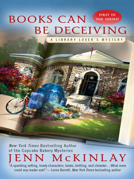 Title details for Books Can Be Deceiving by Jenn McKinlay - Available